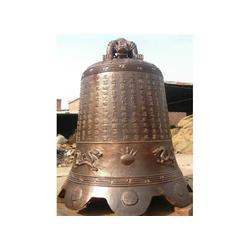 天津寺庙铜钟-唐县旭升铜雕-寺庙铜钟加工图片