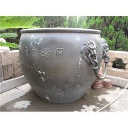 铸铜大缸|旭升雕塑公司|铸铜大缸如何选择图片