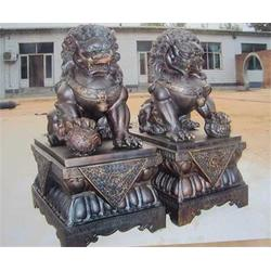 旭升雕塑公司 景观飞狮雕塑多少钱-吉林景观飞狮雕塑价格