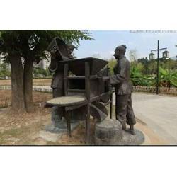 广场铸铜雕塑-唐县旭升铜雕(在线咨询)-江苏广场铸铜雕塑图片