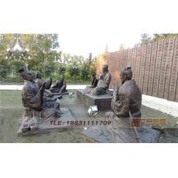 孔子铜像、孔子铜像、艾品雕塑图片