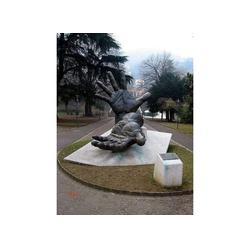 优质海豚雕塑,邯郸海豚雕塑,动物雕塑(查看)图片
