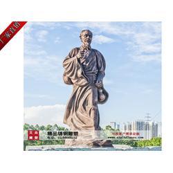 1.8华佗铜雕塑_浙江华佗铜雕塑_艾品雕塑图片