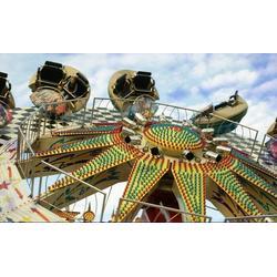河南广场游乐设备摇滚贝壳 、摇滚贝壳、荥阳三和游乐设备厂图片