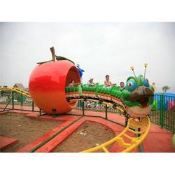 单环青虫滑车-荥阳三和游乐设备厂-淮安青虫滑车图片