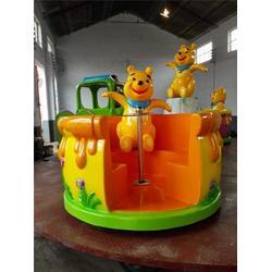 美麗維尼熊轉杯-滎陽三和游樂設備廠-吉林維尼熊轉杯圖片