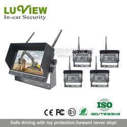厂家无线监控分割系统,7寸无线分割屏,无线摄像头图片