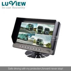 辅助卡车/货车/泥头车9寸高清液晶显示器图片