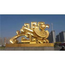 山西优质城市广场雕塑多少钱_太原优质城市广场雕塑_旭升铜雕图片