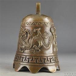 唐县旭升铜雕(多图)|观音寺铜钟|铜钟图片