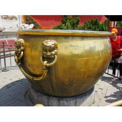 广东铜大缸图片