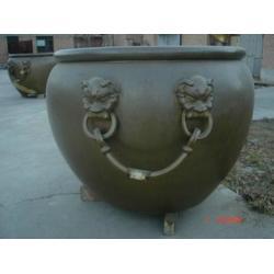 旭升铜雕公司|内蒙古铜大缸|铜大缸多少钱图片