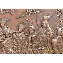 广州铸铜浮雕、旭升铜雕(优质商家)、广东铸铜浮雕发弄个厂家图片