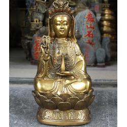 郑州寺庙铜佛像定做_旭升铜雕_河南寺庙铜佛像定做厂家图片