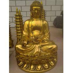 庙宇佛像雕塑,广东佛像雕塑,旭升铜雕图片
