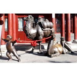 河北铜雕动物、旭升铜雕、铜雕动物加工制作图片