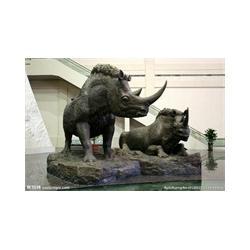 外蒙铸铜大象动物雕塑_值得信任|旭升铜雕(在线咨询)图片