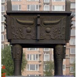 仿古青铜器厂家-黑龙江仿古青铜器-旭升铜雕(查看)图片