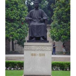 校园文化名人雕塑_名人雕塑_唐县旭升铜雕厂家(图)图片