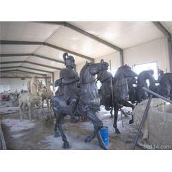 太原大型铜马铸造|旭升铜雕|山西大型铜马铸造厂家定做价格