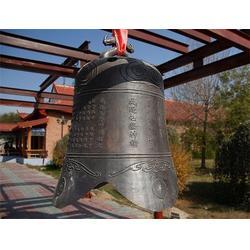 优质寺庙铜钟,山东寺庙铜钟,旭升铜雕图片