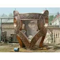 广州城市广场雕塑设计|旭升铜雕|广东城市广场雕塑设计公司图片