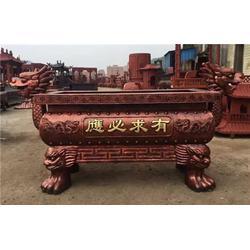 北京铸铁香炉加工图片