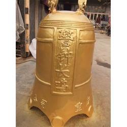 唐县旭升铜雕(多图)|寺庙铜钟定做图片