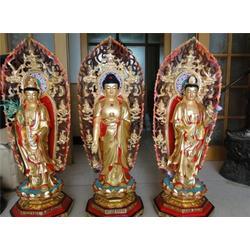 各寺庙铜佛像、各寺庙铜佛像厂家联系电话、旭升雕塑公司图片