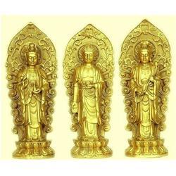 济源铜佛像