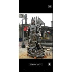 旭升铜雕|郑州铜关公雕像定做|河南铜关公雕像定做报价图片