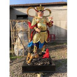 广州大型寺庙铜佛像、旭升铜雕、广东大型寺庙铜佛像生产厂家图片