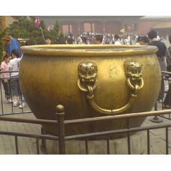 苏州铜大缸厂家图片