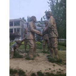 优质城市广场雕塑厂家销售,内蒙优质城市广场雕塑,旭升铜雕