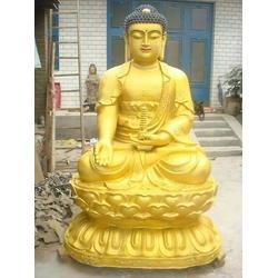 铜佛像、旭升铜雕厂、铜佛像铸造图片