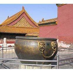 杭州铜大缸图片