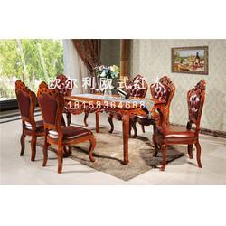 欧式红木床厂 欧尔利红木品质之选 欧式红木床