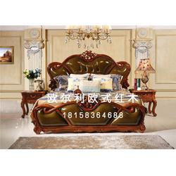 东阳欧式红木家具-欧尔利欧式红木可定制-欧式红木家具生产商图片