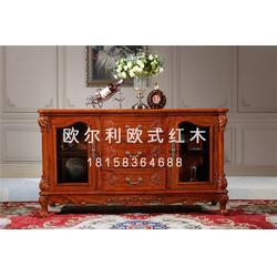 非洲花梨木沙发报价,非洲花梨木沙发,欧尔利红木雕刻精美图片