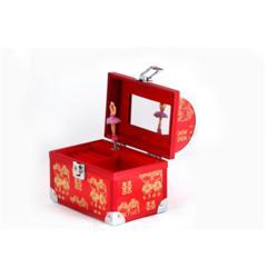 珠宝首饰盒|首饰盒|鸿威箱包引领精致生活(查看)图片