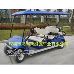 高端大气 高尔夫球车厂家直销-鸿利车业有限公司图片