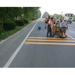 道路标线制作,合肥道路标线,昌顺交通设施图片