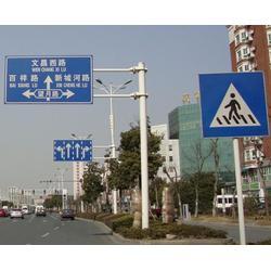 合肥道路标识牌、道路标识牌工程、昌顺交通设施(多图)