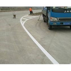 安徽道路划线、合肥昌顺标线施工、道路划线施工图片