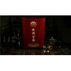 陕西节日茶礼品定制,茯茶世家,节日茶礼品定制供应商图片