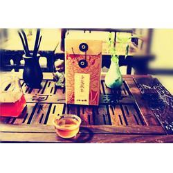 新疆茯茶禮品定制-茯茶世家-全發酵茯茶定制圖片