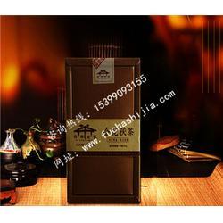 陕西茯茶(图)_喝茯茶的好处_茯茶图片