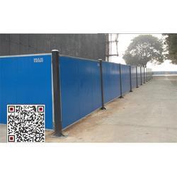天津围挡-东海彩钢围挡厂-天津红桥围挡板图片