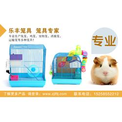 规模化兔场设计-福建兔场-兔笼设备图片