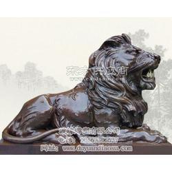 厂家直销铜汇丰狮优惠选渡缘雕塑 动物雕塑图片